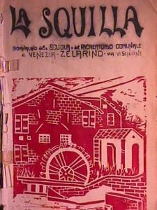 La Squilla, giornalino della Scuola Comunale di Zelarino (1964)