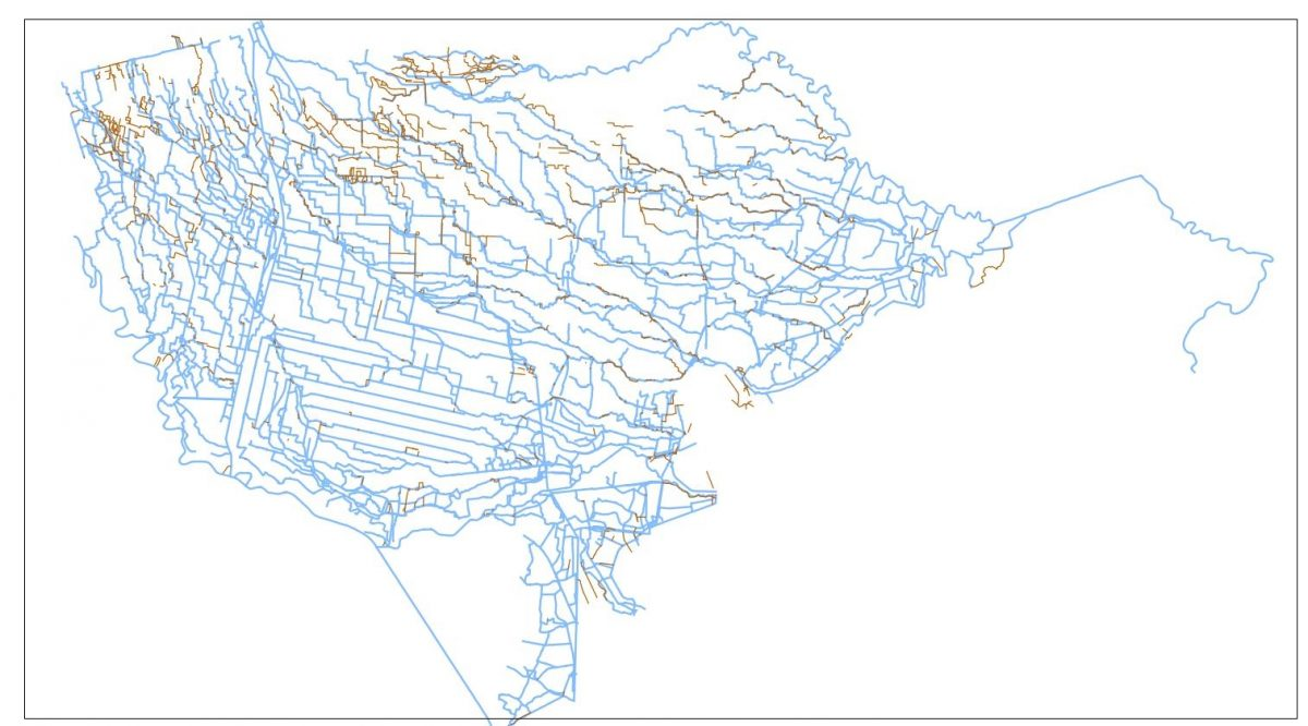 Rete idrografica e demanio minore CAR_GS_Contornata